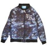 画像1: range(レンジ) ORIGINAL SPEC JKT-BLUE SCRATCH- (1)