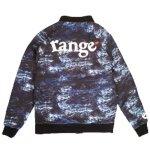画像2: range(レンジ) ORIGINAL SPEC JKT-BLUE SCRATCH- (2)