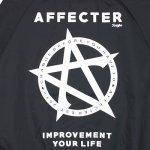 画像3: AFFECTER(アフェクター)ナイロンスタジャン/STAND UP JKT -BLK- (3)