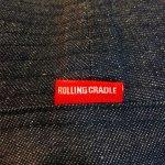 画像4: ROLLING CRADLE(ロリクレ)RC REVERSIBLE BELL HAT/ -BLK- (4)