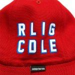 画像3: ROLLING CRADLE(ロリクレ)RC REVERSIBLE BELL HAT/ -RED- (3)