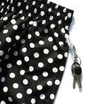 画像11: COOKMAN(クックマン) Chef Pants 「Dots」 /-BLK- (11)