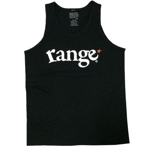 画像1: range(レンジ)ロゴタンクトップ (1)