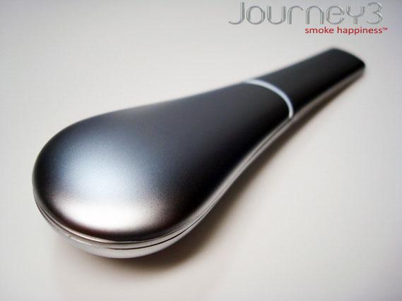 画像1: 【メタルパイプ】Journey3 Pipe (ジャーニーパイプ) (1)