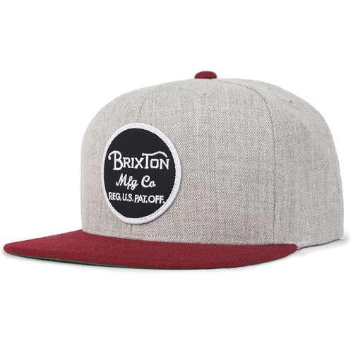 画像1: Brixton(ブリクストン) WHEELER -L.H.G/B (1)