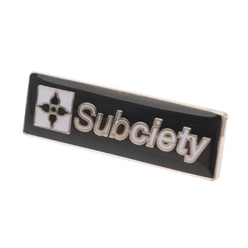 画像1: Subciety(サブサエティ)PIN BATCH-THE BASE- (1)