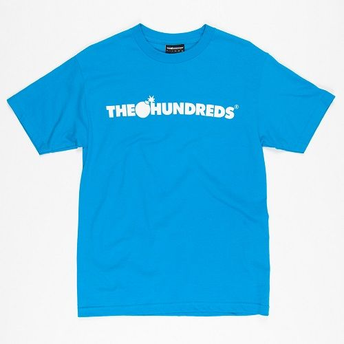 画像1:  THE HUNDREDS (ザハンドレッズ)FOREVER BAR T-SHIRTS -TQS- (1)