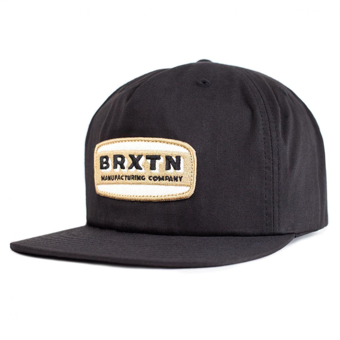 画像1: Brixton(ブリクストン)PHILCO SNAPBACK CP -BLK- (1)