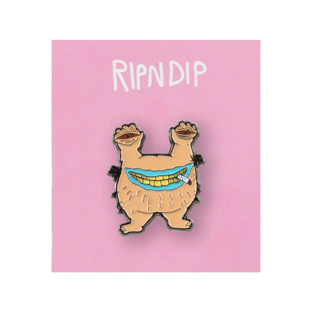 画像1: RIPNDIP(リップンディップ) HOW HIGH PIN  (1)