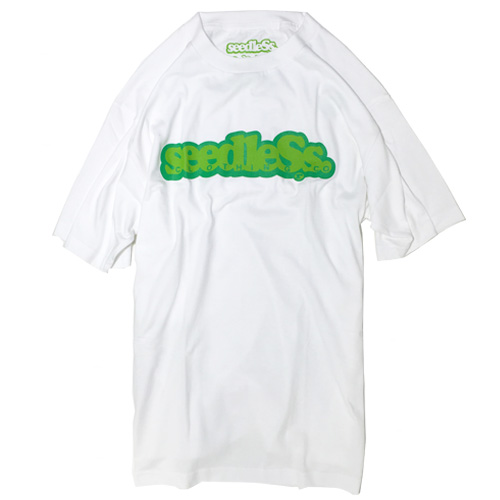 画像1: 【seedleSs】(シードレス)COOP REGULAR S/S TEE -WHT-  (1)