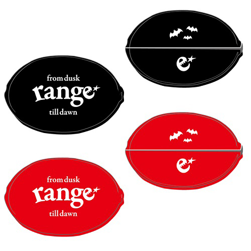 画像1: range(レンジ)RUBBER COIN CASE (1)