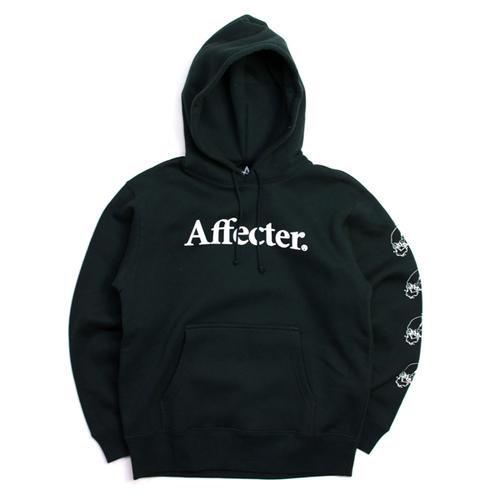 画像1: AFFECTER(アフェクター) DRIVE PULLOVER / -BLK- (1)