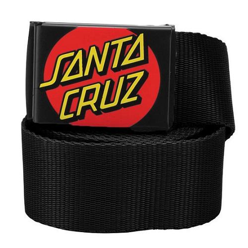 画像1: SANTA CRUZ(サンタクルーズ) CLASSIC DOT WEB BELT (1)