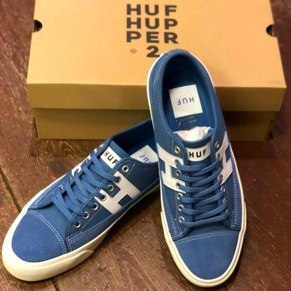 画像1: HUF(ハフ) HUPPER 2 LO -BLUE NIGHT- (1)