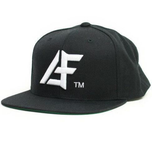 画像1: AFFECTER(アフェクター) AFF TM SNAPBACK -Black- (1)
