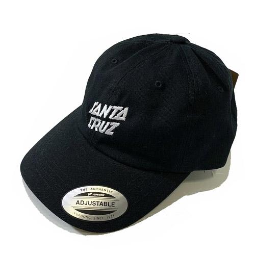 画像1: SANTA CRUZ(サンタクルズ)STREET SLANT LOWBACK  -BLK- (1)