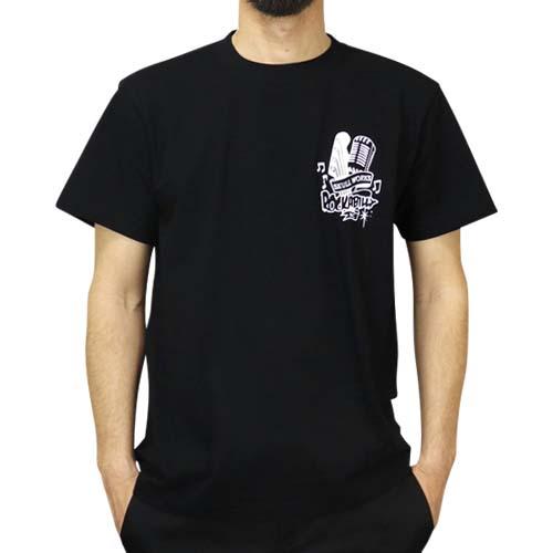 画像1: 天魔の三人衆ロカビリーTシャツ (1)