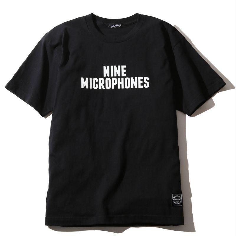 画像1: NINE MICROPHONES(ナインマイクロフォンズ) PROMOTION / -BLK- (1)