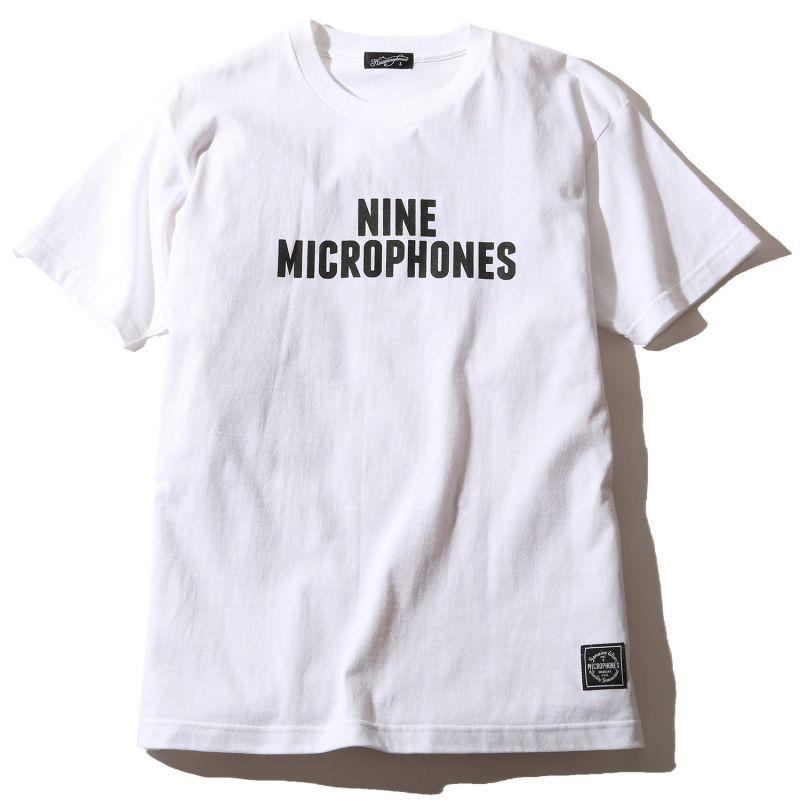 画像1: NINE MICROPHONES(ナインマイクロフォンズ) PROMOTION / -WHT- (1)