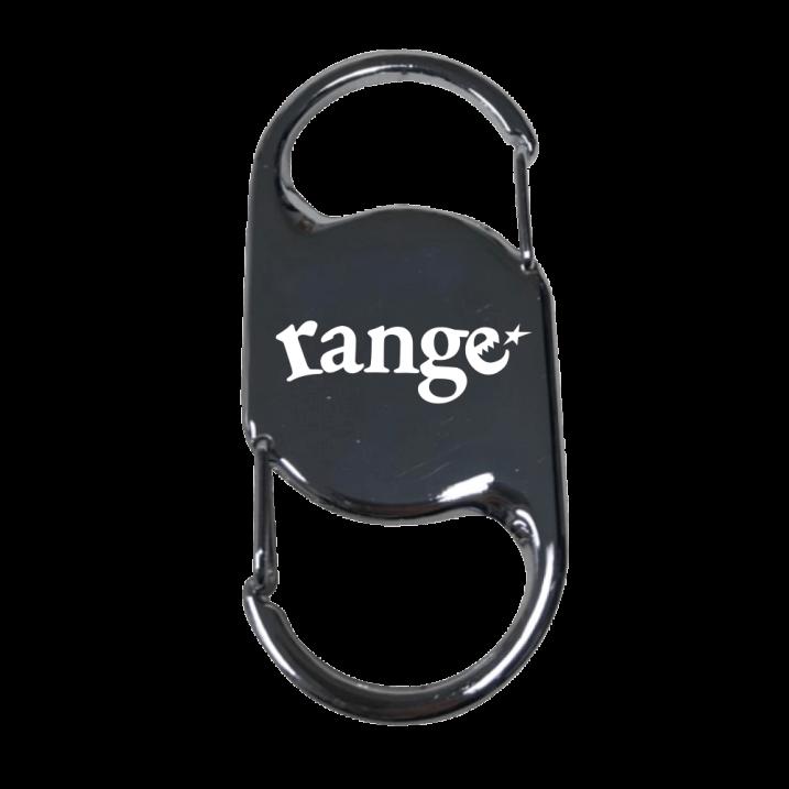 画像1: range(レンジ)Wカラビナ/rg double hook carabiner (1)