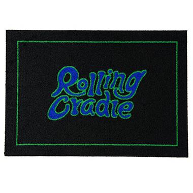 画像1: ROLLING CRADLE(ロリクレ)LOGO RAGMAT / BL (1)