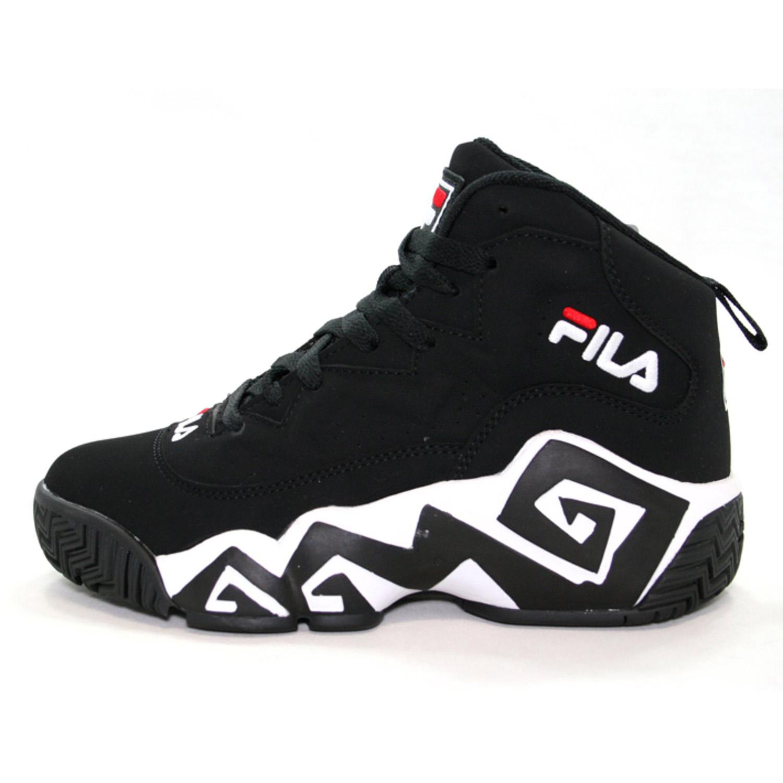 画像1: FILA(フィラ) MB / -BLK- (1)